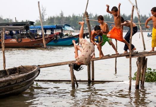 Mekong Delta Rural Life