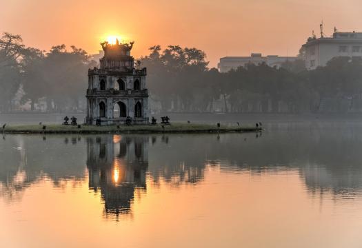 The City Hanoi of charm